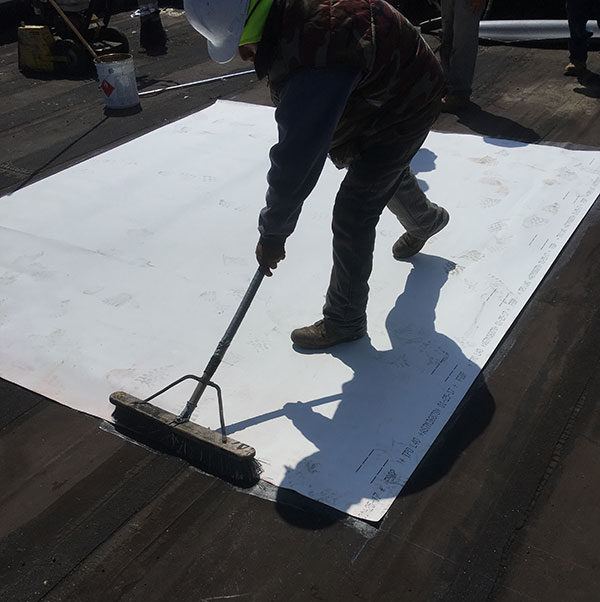 Roof coating asheville nc