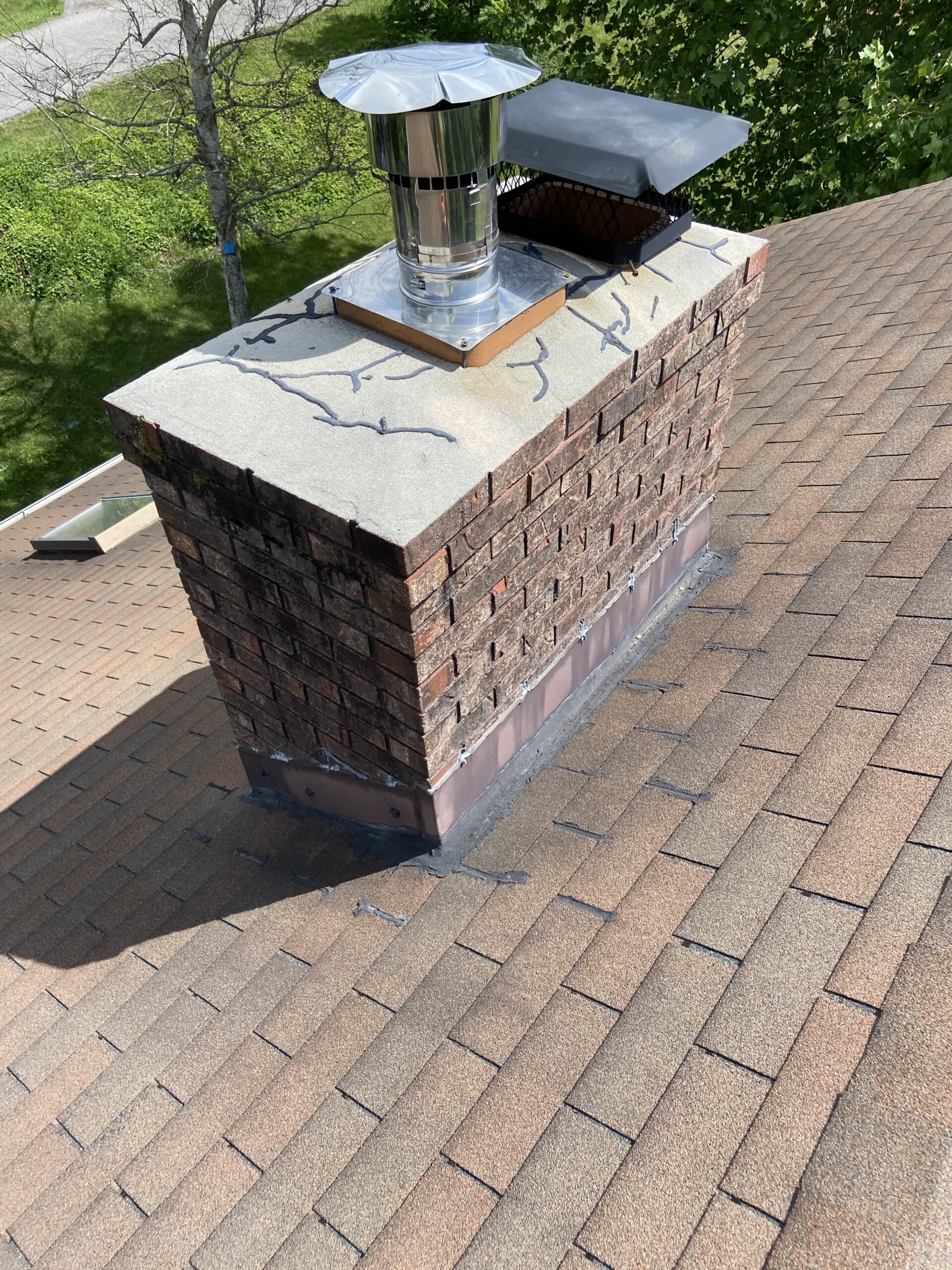 Chimney Needs to be Reflashed