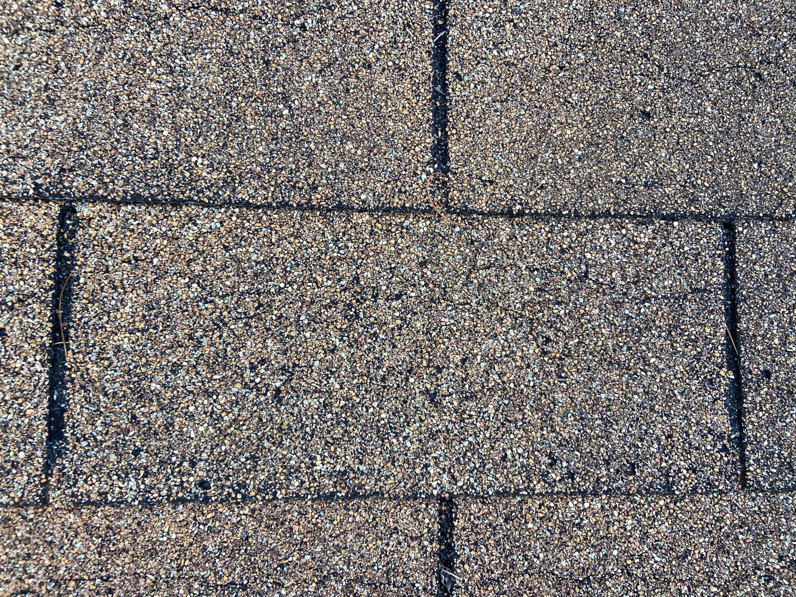 Shingles of Roof Are Cracking
