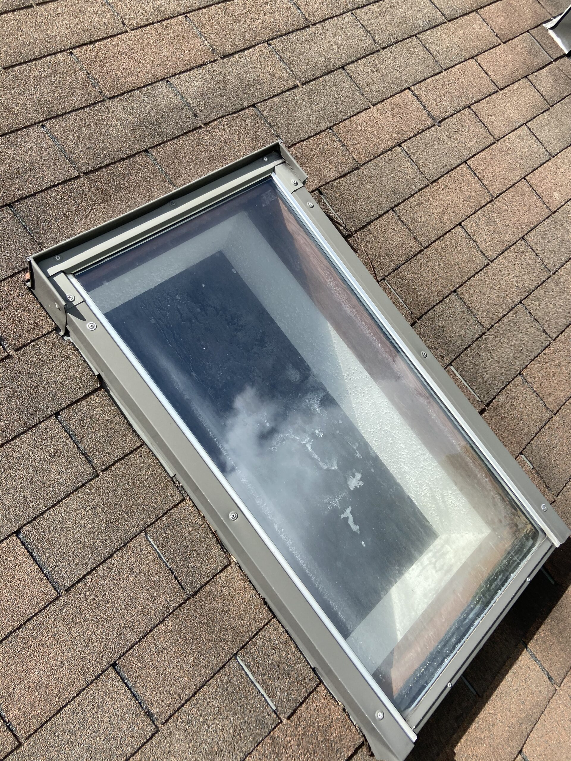 Sky Light Need to be Replaced