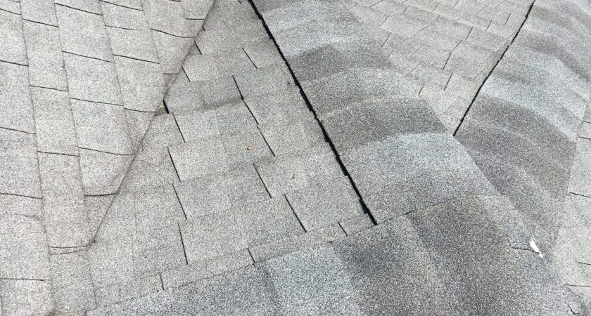 Roof-leaking-at-valley-before-asheville-nc