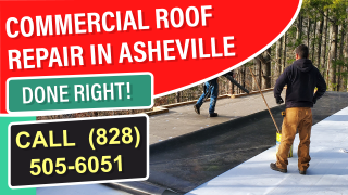 commercial-roof-repair-asheville-n